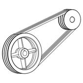 V-Belt Drive Designer icon