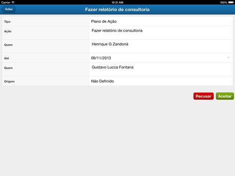 Monitor de Tarefas apk screenshot