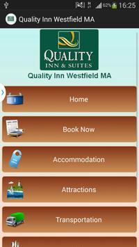 Quality Inn Westfield MA poster