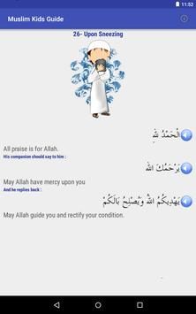 Muslim Kids Guide apk screenshot