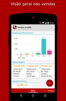 Vendas Mobile,Pedidos,Estoque. poster