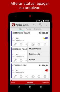 Vendas Mobile,Pedidos,Estoque. apk screenshot