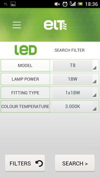 ELT Lighting Wizard apk screenshot