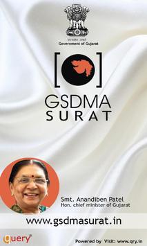 GSDMA Surat poster