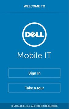 Dell™ Mobile IT poster