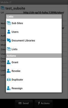 Dell™ Mobile IT apk screenshot