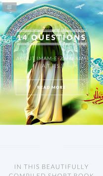 14 Questions on Imam e Zamana poster