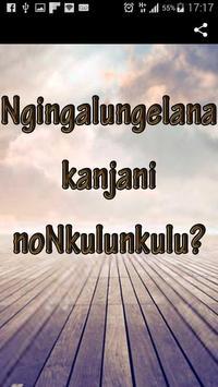 Ngingalungelana noNkulunkulu? poster
