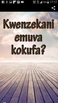 Kwenzekani emuva kokufa? poster