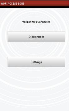 Wi-Fi Access Zone apk screenshot