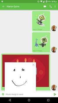 Stickers & Draw for Hangouts apk screenshot