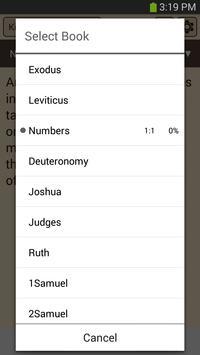 Quick Bible (Lockscreen,POPUP) apk screenshot