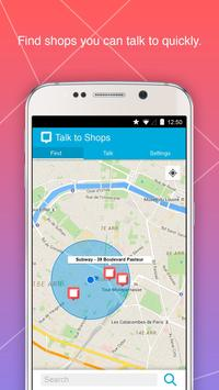 Yurbbi - Talk to Shops apk screenshot