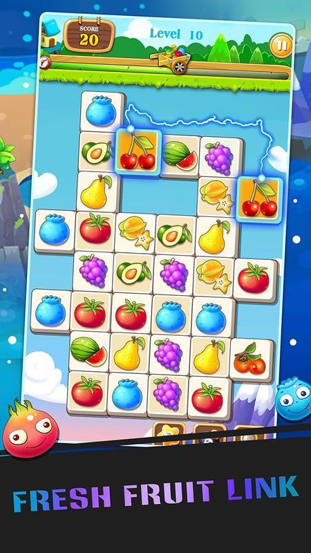 Fruit Link Game Online