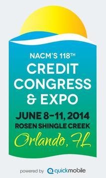 NACM Credit Congress 2014 poster