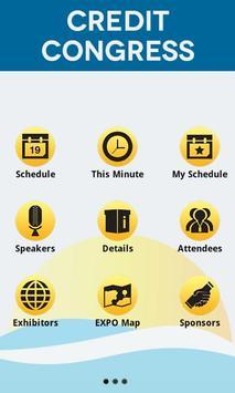 NACM Credit Congress 2014 apk screenshot