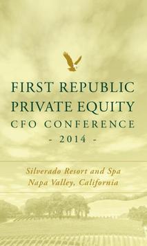 2014 First Republic PE/VC poster
