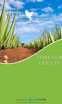Forever Events poster
