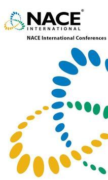 NACE International Conferences poster