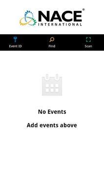 NACE International Conferences apk screenshot