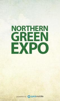 Northern Green Expo 2014 poster