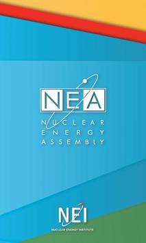 NEI Nuclear Energy Assembly poster