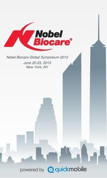 Nobel Biocare Global Symposium poster
