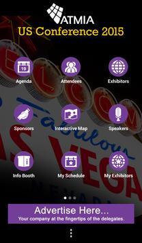 ATMIA US Conference 2015 apk screenshot