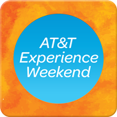 AT&T Experience Weekend icon