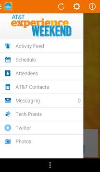 AT&T Experience Weekend apk screenshot