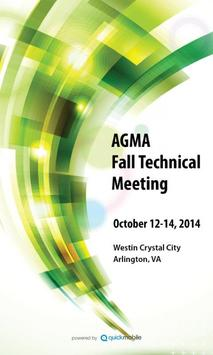 AGMA FTM 2014 poster