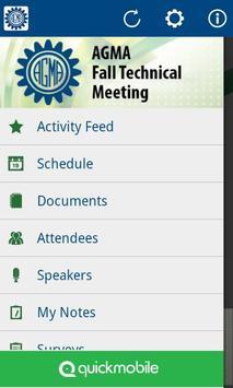 AGMA FTM 2014 apk screenshot