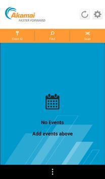 Akamai Events apk screenshot