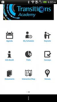 Transitions Academy 2014 apk screenshot