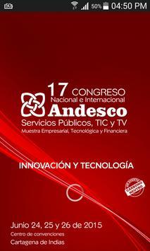 17° Congreso Andesco poster