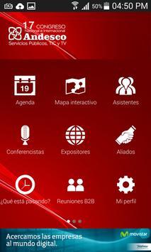 17° Congreso Andesco apk screenshot
