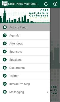 CBRE Multifamily Conference apk screenshot
