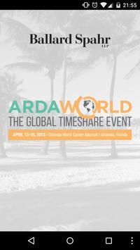 ARDA World 2015 poster