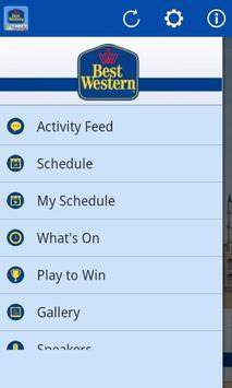 2014 Best Western Convention apk screenshot