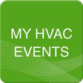 MY HVAC EVENTS icon