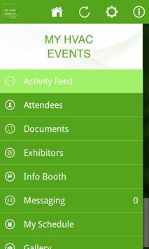 MY HVAC EVENTS apk screenshot