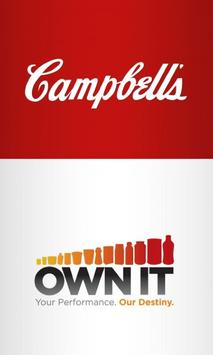 Campbell's CNA 2014 poster