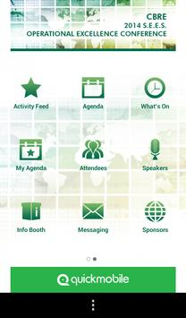 CBRE S.E.E.S. Conference apk screenshot