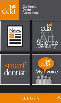 CDA (California Dental Assoc) apk screenshot