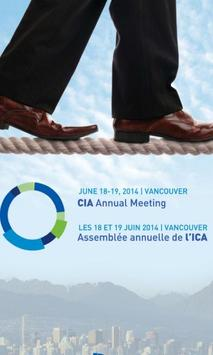 CIA-ICA 2014 poster