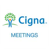 Cigna Meetings icon