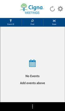 Cigna Meetings apk screenshot