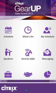 Sales Kickoff 2013 - Singapore apk screenshot