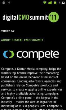 Digital CMO Summit Guide apk screenshot