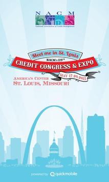 NACM Credit Congress 2015 poster